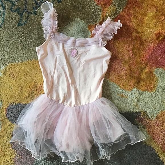 Disney Princess Ballet Leotard with Skirt